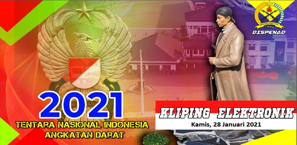 Kliping Elektronik Kamis, 28 Januari 2021