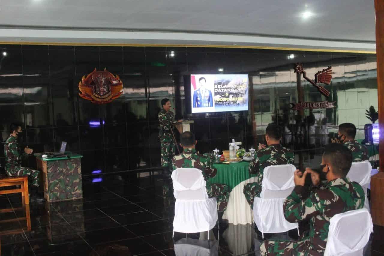 Panglima TNI Kunjungi Yonif PR 433/JS