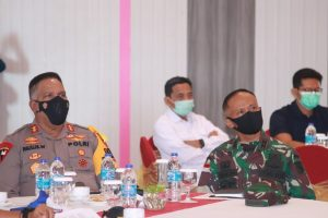 Kodam XXVII/ Cenderawasih Siap Dukung Penyelanggaraan PON XX Papua