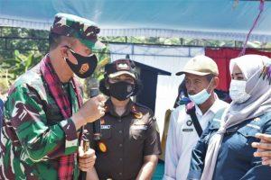 Sukarela, Masyarakat Lalembu Siapkan Lahan Koramil Bagi Kodam XIV/Hasanuddin