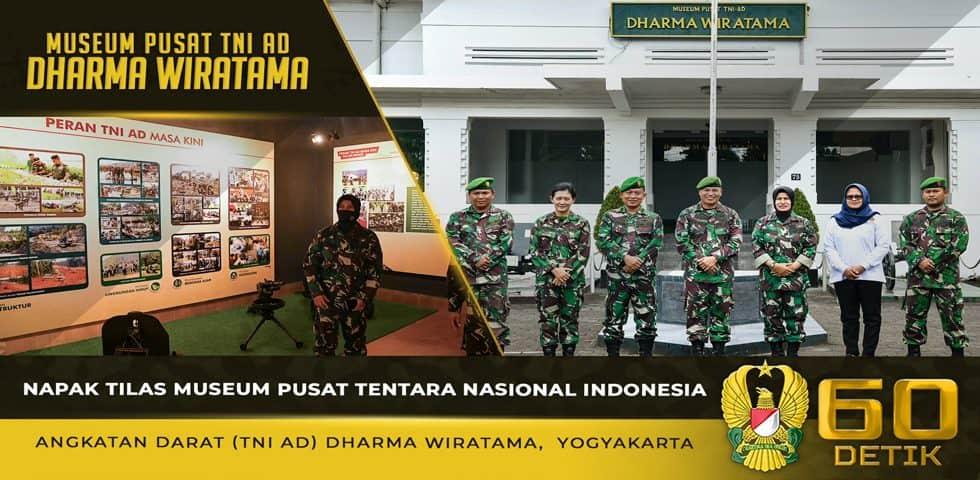 Napak Tilas Museum Pusat TNI AD Dharma Wiratama