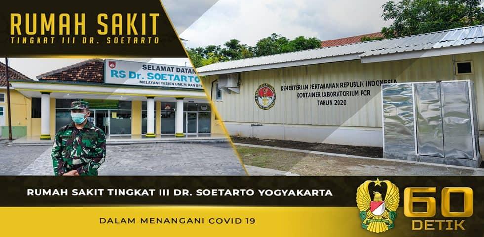 Rumah Sakit Tingkat III dr. Soetarto Yogyakarta Dalam Menangani Covid-19