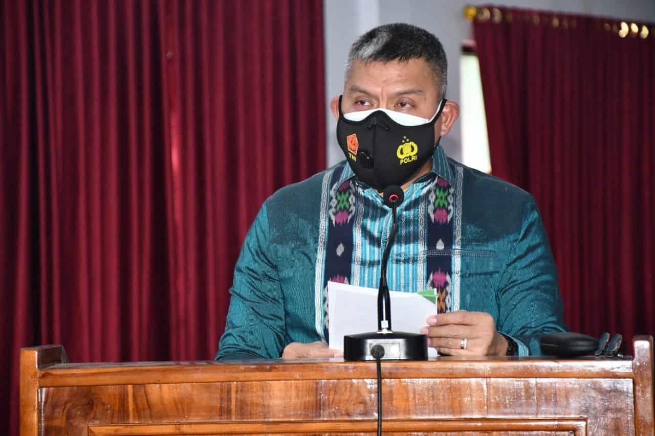 Aklamasi, Brigjen TNI Jannie A. Siahaan Sah Ketua Umum Forki Sultra