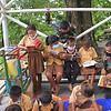 Satgas Yonif RK 744 Hadirkan Perpustakaan Mini Di Desa Asumanu