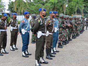 Kunker Panglima TNI dan Kapolri ke Merauke, Danrem 174/ATW Beri Penekanan