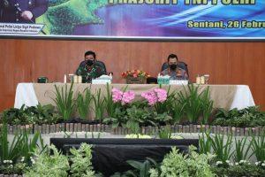Pangdam XVII/Cenderawasih Dampingi Kunker Panglima TNI dan Kapolri Di Papua