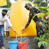 Gubernur NTT Resmikan Pompa Hidran Inovasi Kodam IX/Udayana
