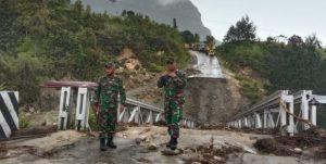 Kodim 1702/Jayawijaya Siagakan Ambulans Dan Tenaga Medis Di Abenaho