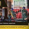 Jenderal TNI Andika Perkasa Memimpin Serah Terima Jabatan Danpuspomad di Mabesad