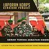 Sertijab Koorsahli Kasad Letjen TNI Ali Hamdan Bogra Yang Memasuki Masa Purna Tugasnya