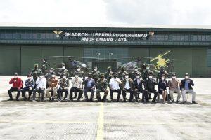 Puspenerbad Terima Kunjungan Kerja Reses Komisi I DPR RI
