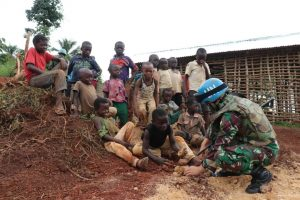 Putra Lembah Baliem, Pratu Andreas Kosi Sukses Jalankan Misi Perdamaian Dunia di Kongo