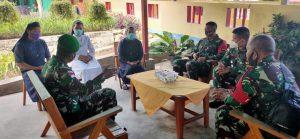 Dansatgas Pamtas RI-RDTL Sektor Timur Kunjungi Panti Asuhan dan Pusat Rehabilitasi Hidup Baru Atambua