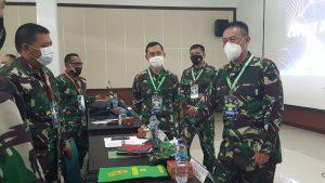 Rabinnis Litbang TNI AD 2021 Digelar