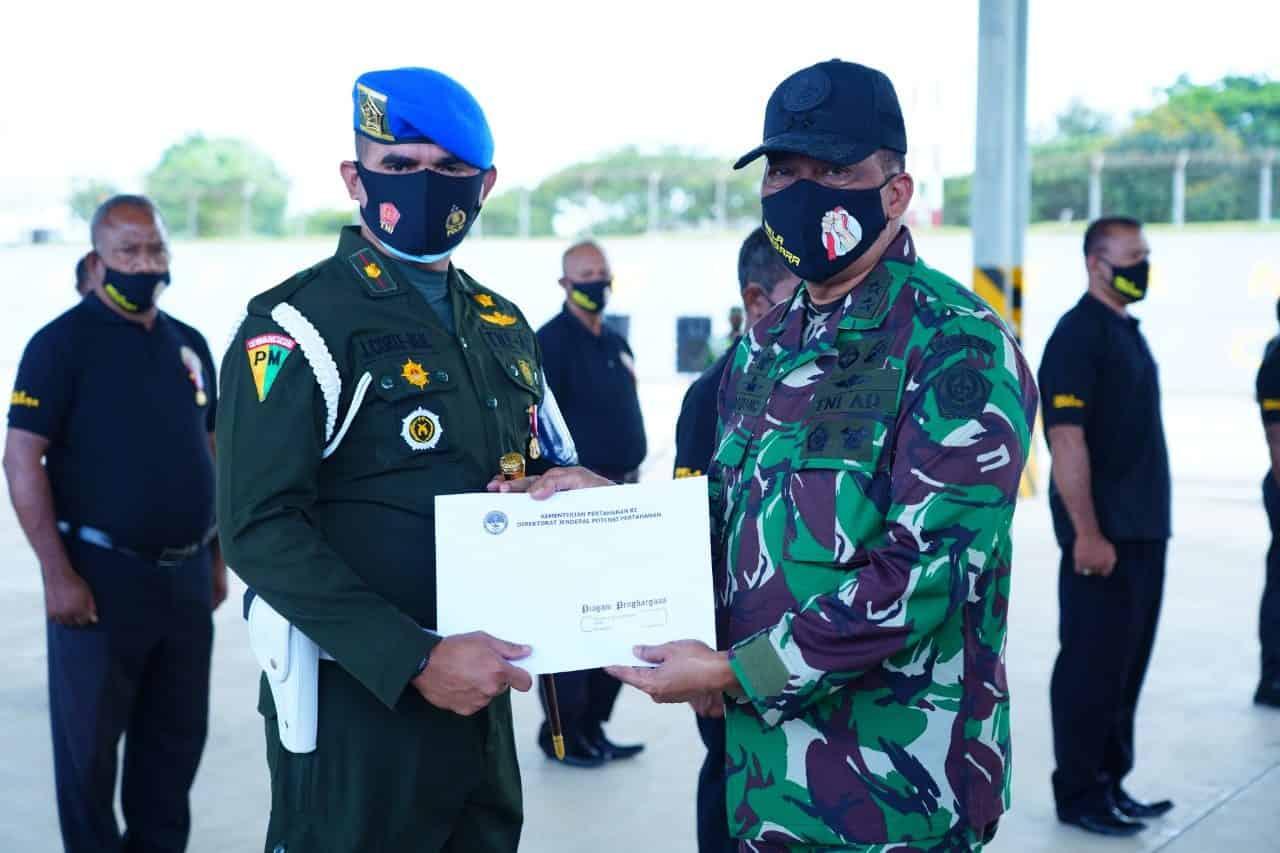 Penghargaan Negara Bagi Patriot Eks Pejuang Timor-Timur