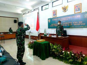 Kadislitbangad : Prajurit Litbangad Harus Mampu Berinovasi