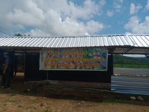Wujudkan Masyarakat Desa Mandiri, Kodim 1628 Bina 32 Peternak