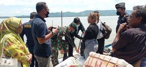 Operasi Gabungan PORA, Satgas Yonarhanud 16 Jaga Stabilitas Kepentingan Nasional di Nunukan