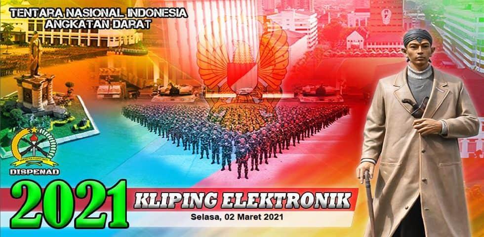 Kliping Elektronik Selasa, 2 Maret 2021