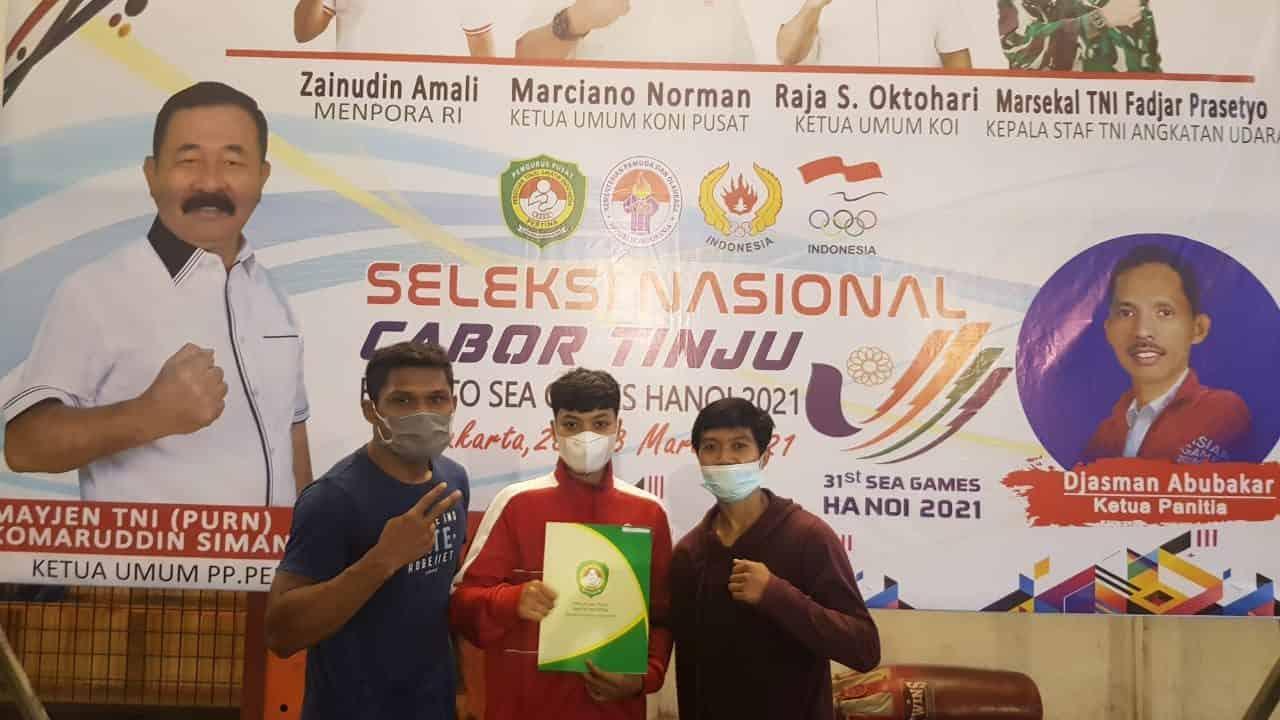 Danrem 162/WB Bangga Petinju Asal NTB Sabet Juara Umum Seleknas Sea Games