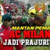 Mantan Pemain AC Milan Junior Jadi Prajurit TNI | BULETIN TNI AD