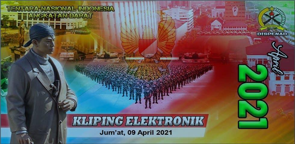 Kliping Elektronik Jumat, 9 April 2021