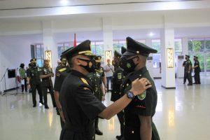 Pangdam Cenderawasih Lantik 594 Putra Terbaik Papua Jadi Prajurit TNI AD