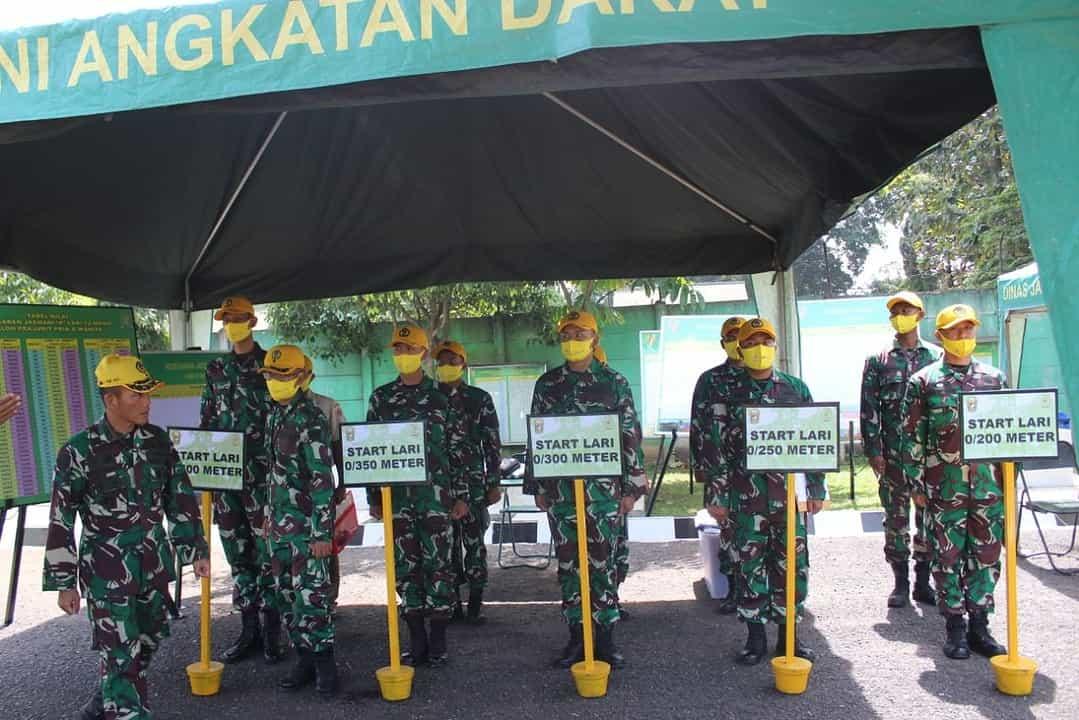 Lepas Tim Seleksi Calon Tamtama, Kadisjasad : Siapkan Tim Terbaik