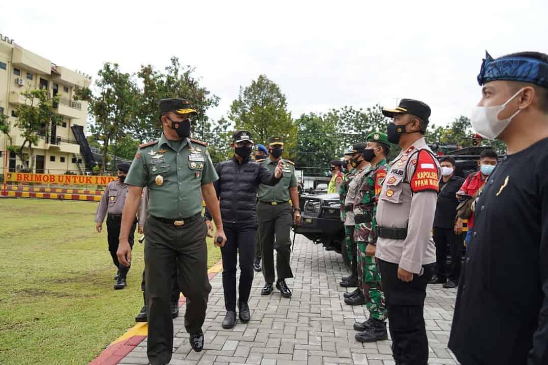 Jelang Paskah, TNI-Polri Wilayah Bogor Perketat Pengamanan