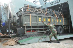 *Respon Cepat TNI AD Bantu Korban Bencana Alam di NTB dan NTT