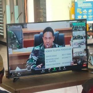 Orang Tua Casis Tamtama TNI AD Di Papua dan Papua Barat Terima Arahan Kasad