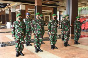 Kasad Pimpin Sertijab Pejabat Utama TNI AD