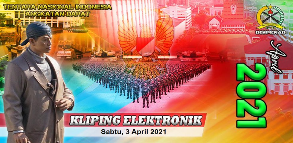 Kliping Elektronik Sabtu, 3 April 2021