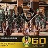 Sertijab Pangdam XIV Hasanuddin Mayjen TNI Andi Sumangerukka yang Telah Memasuki Masa Purna Tugas