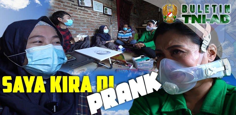 Saya Kira di Prank | BULETIN TNI AD