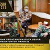 Kasad Menerima Kedatangan Dubes Indonesia untuk Prancis Terkait Perencanaan Kerjasama Militer
