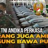 Jenderal TNI Andika Perkasa: Sekarang Juga Ambil, Langsung Bawa Pulang | BULETIN TNI AD