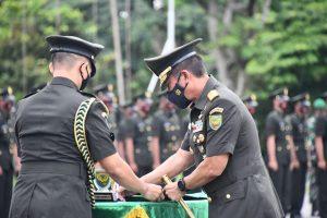 Pangdam II/Sriwijaya Lantik 500 Prajurit Tamtama di Rindam II/Swj
