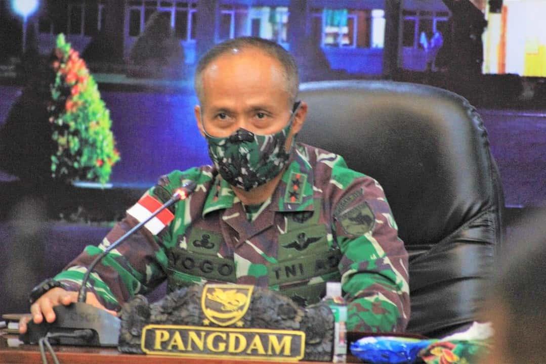 Sukseskan PON XX Papua 2021, Pangdam XVII Gelar Rapat Bersama Terkait Pengamanan