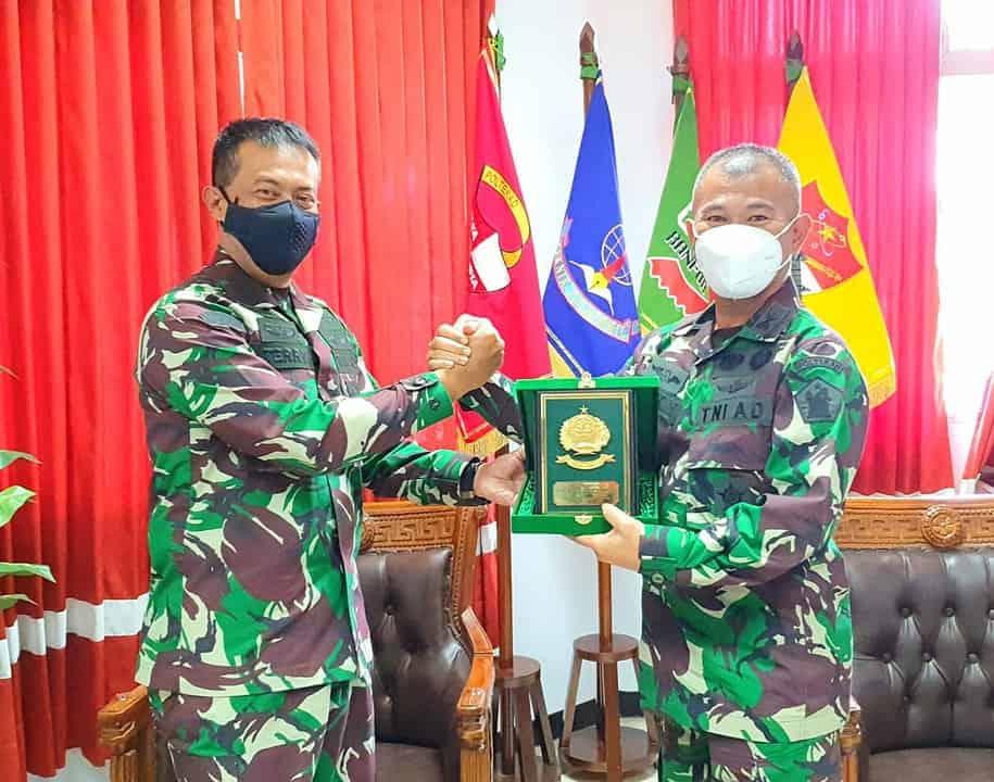 Kadislitbangad Kunjungi Poltekad Kodiklatad di Malang