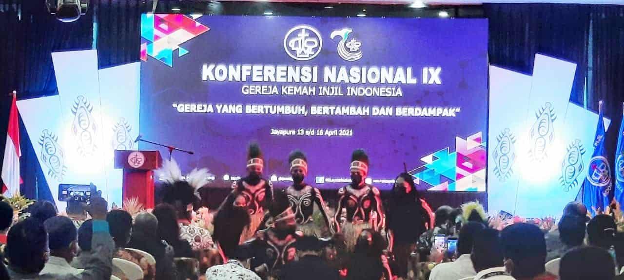 Bantu 304 Swab Antigen, Korem 172 Sukseskan Konferensi Nasional IX GKII di Papua