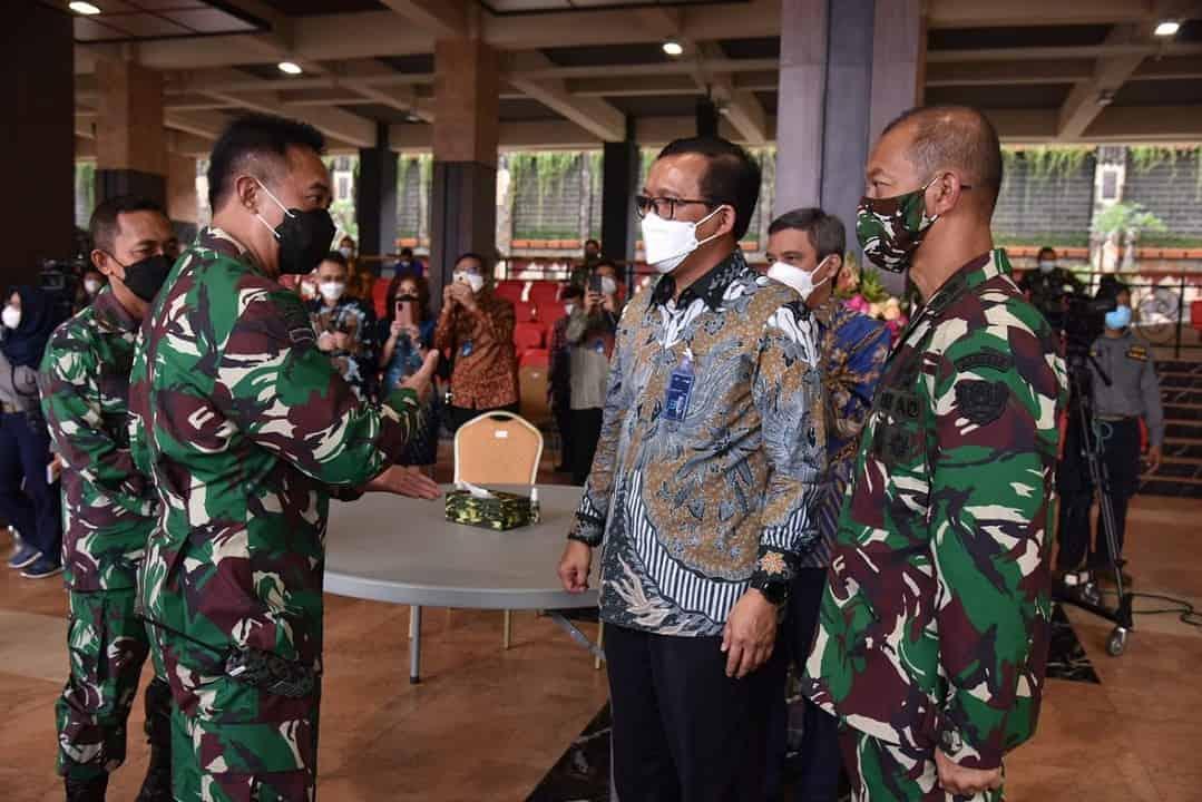 Penuhi Kebutuhan Rumah Prajurit, TNI AD Gandeng PT. BTN
