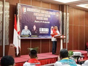 Danrem 172/PWY Hadiri Pembukaan Sertifikasi Perbakin Papua