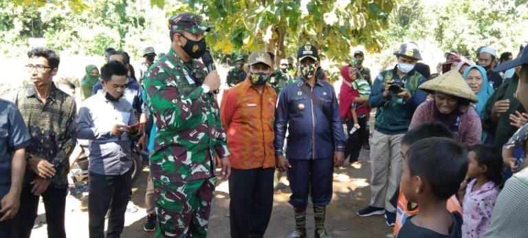 Perbaikan Jembatan Woro Selesai, Satgas Zeni TNI AD Lanjut ke Jembatan Campa