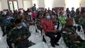 Wujudkan Hidup Berdampingan, Kodim 1701/Jayapura Undang Para Tokoh Papua