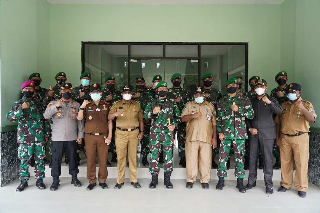 Pangdam Kasuari, Putra Daerah Yang Bertugas Di Kampung Halaman Harus Jaga Stabilitas Keamanan