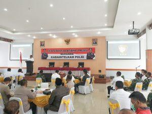 Korem 172/PWY Dukung Upaya Bersama Jaga Kamtibmas di Papua