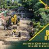 Bantuan Bencana Alam dan Peresmian Jembatan Desa Rade di Wilayah Nusa Tenggara Barat