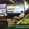 Kasad Mengikuti Video Conference Chief of Army Symposium 2021⁣⁣