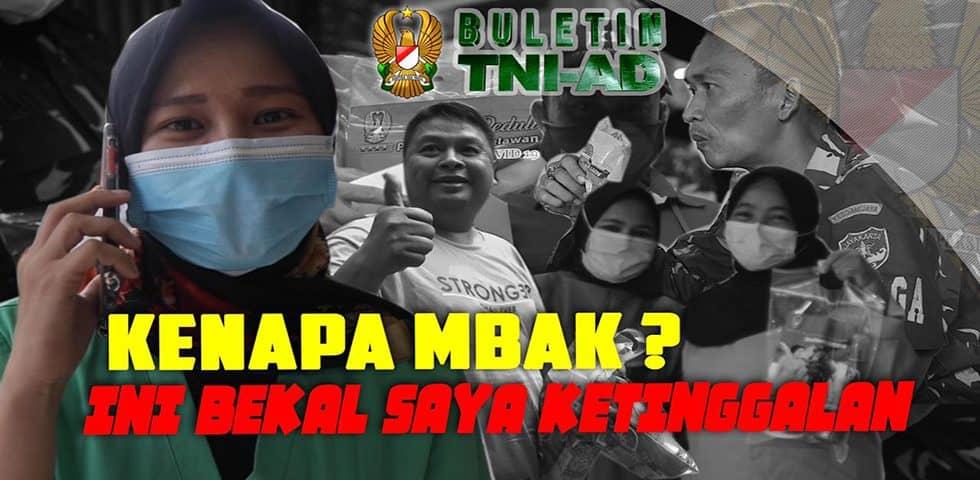 1.500 Takjil untuk Tenaga Medis dan Masyarakat | BULETIN TNI AD